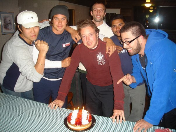 guest photo: Happy birthday Steve Grey