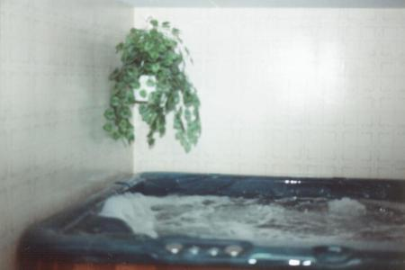 Whirlpool hot tub spa